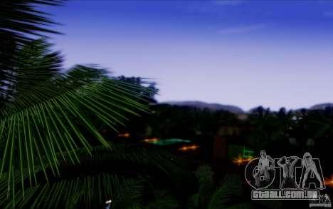 Nova Tajmcikl para GTA San Andreas nono tela