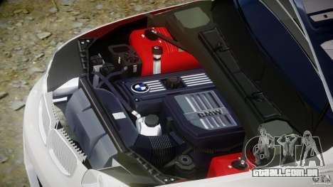 BMW 135i Coupe 2009 [Final] para GTA 4 vista direita