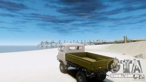 UAZ 451DM para GTA 4 vista direita