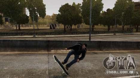 Skate # 4 para GTA 4 vista interior