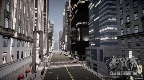 Realistic ENBSeries V1.2 para GTA 4 twelth tela