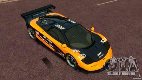 McLaren F1 para GTA 4