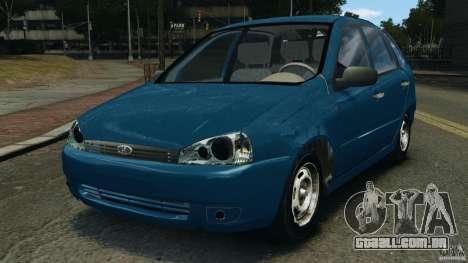 Kalina Vaz-1119 para GTA 4