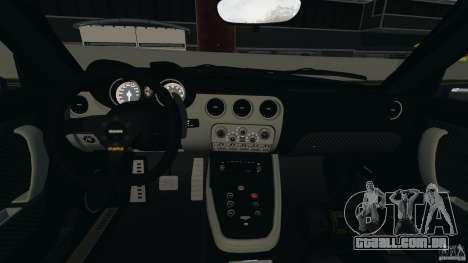Alfa Romeo 8C Competizione Body Kit 1 para GTA 4 vista de volta