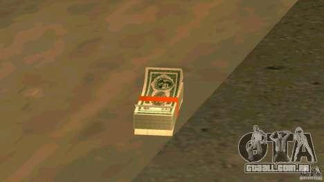 Ações da MMM v1 para GTA San Andreas por diante tela