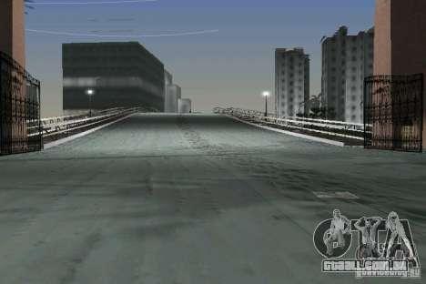 Snow Mod v2.0 para GTA Vice City sétima tela