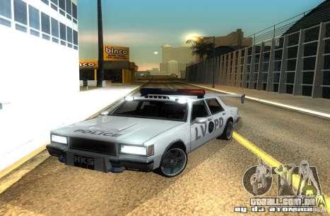 Police Hero v2.1 para GTA San Andreas
