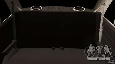 VAZ 2106 Tuning v 2.0 para GTA Vice City vista lateral