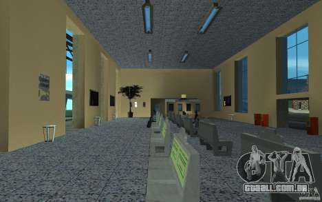 A nova estação em San Fierro para GTA San Andreas terceira tela