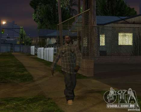 Beta Peds para GTA San Andreas oitavo tela