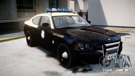 Dodge Charger Florida Highway Patrol [ELS] para GTA 4