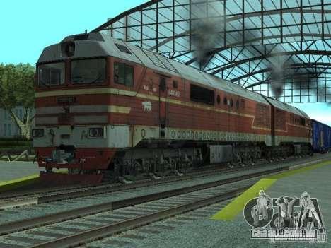 2TÈ121-023 para GTA San Andreas