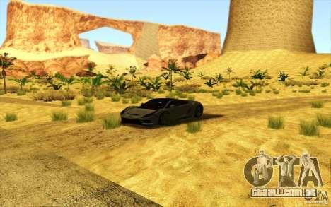 ENBSeries HD para GTA San Andreas sexta tela