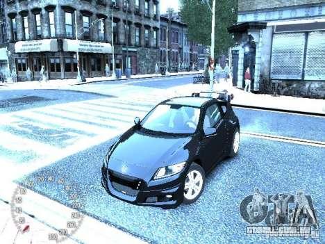 Honda Mugen CR-Z para GTA 4