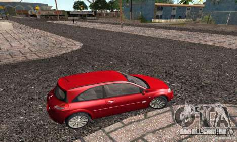 New Groove para GTA San Andreas terceira tela