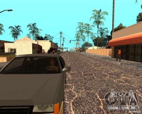 New Ghetto para GTA San Andreas terceira tela