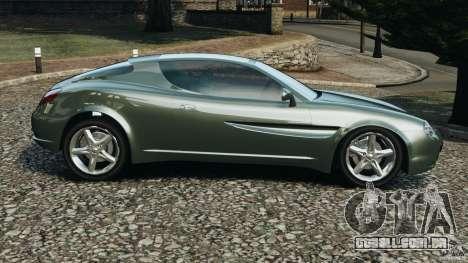 Daewoo Bucrane Concept 1995 para GTA 4 esquerda vista