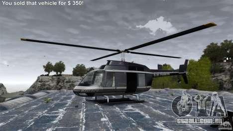 Vida real v 1.1 para GTA 4 por diante tela