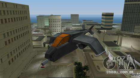 X-304 Gunship para GTA Vice City