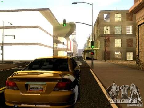 Mitsubishi Galant 2002 para GTA San Andreas vista direita