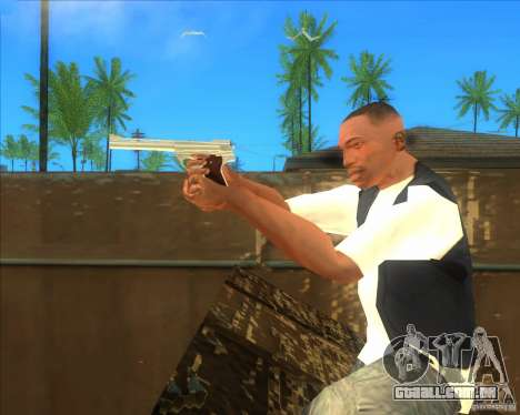 .44 Automag from TBOGT para GTA San Andreas