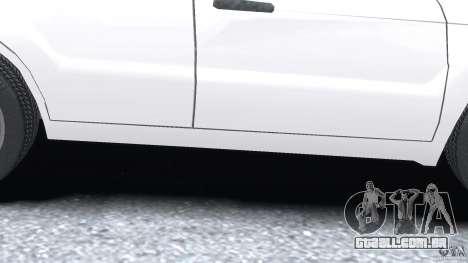 Subaru Forester v2.0 para GTA 4 motor