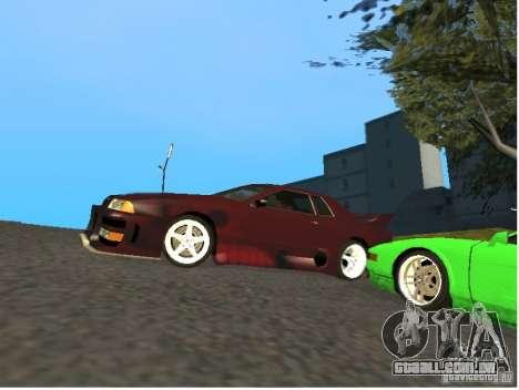 Deluxo Wheels Mod para GTA San Andreas