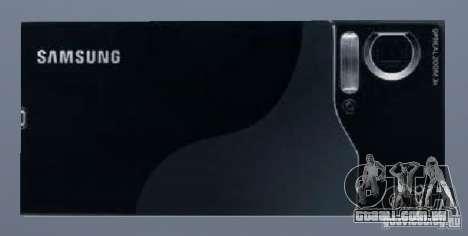 SamsungSDC-MS61 Mod para GTA San Andreas segunda tela