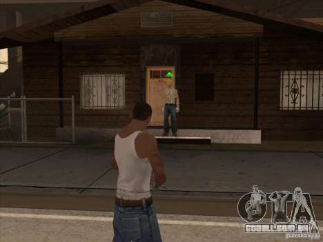 Novo pacote de armas nacionais para GTA San Andreas quinto tela
