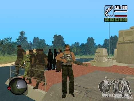 Marinheiro para GTA San Andreas