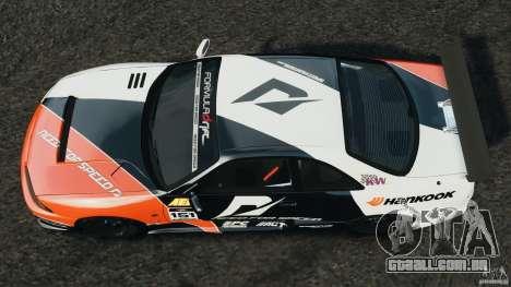 Nissan Skyline GT-R (R33) v1.0 para GTA 4 vista direita
