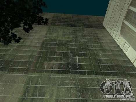 Novo Hospital-novo hospital para GTA San Andreas por diante tela