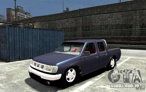 Nissan Pickup V 2005 para GTA 4
