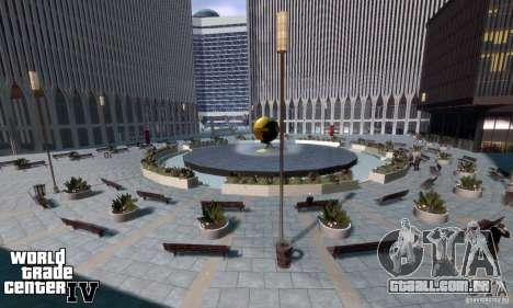 World Trade Center para GTA 4 terceira tela