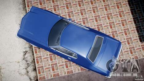 Ford Gran Torino 1975 para GTA 4 vista direita