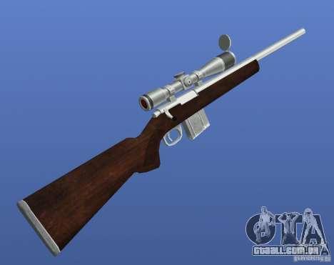 Mega Gun Pack (Chrom) para GTA 4 twelth tela