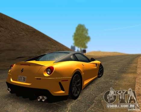 Real World ENBSeries v3.0 para GTA San Andreas quinto tela
