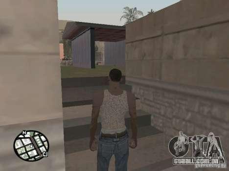 Nova Jersey, Karl para GTA San Andreas segunda tela