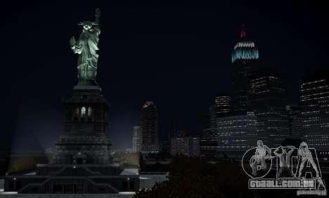 ENB Rage of Reality v 4.0 para GTA 4 sétima tela