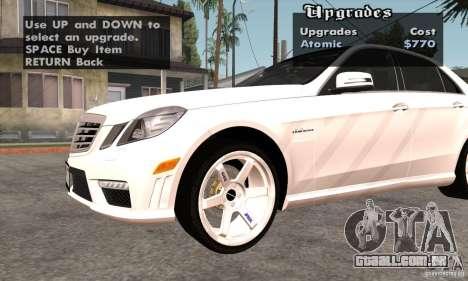Wheels Pack by EMZone para GTA San Andreas terceira tela