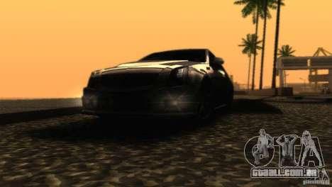 ENBSeries by dyu6 v2.0 para GTA San Andreas por diante tela