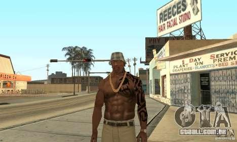 Tatu CJ para GTA San Andreas