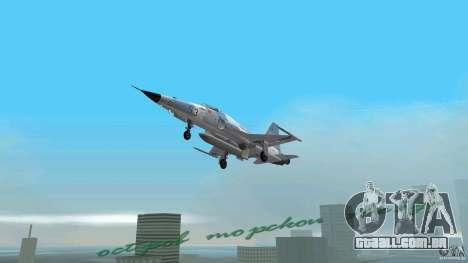 US Air Force para GTA Vice City