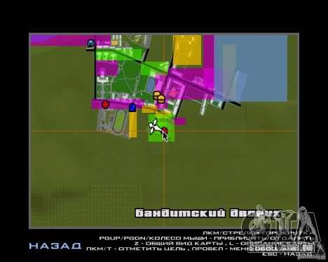 Casa em Anaheim para GTA San Andreas sétima tela