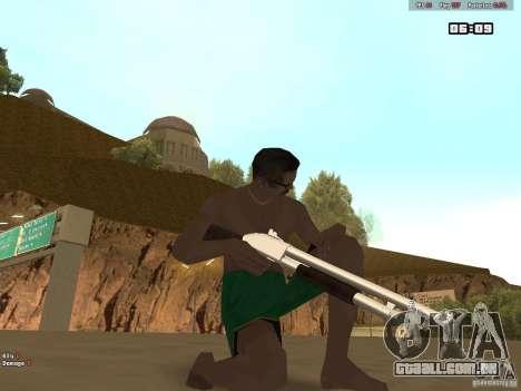Weapon Pack V1.0 para GTA San Andreas segunda tela