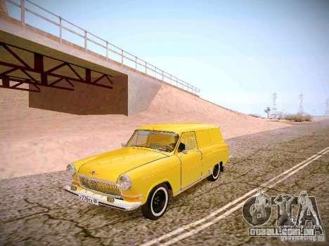 Van de gás 22B para GTA San Andreas