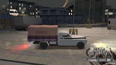 GAZ M20 Pickup para GTA 4 esquerda vista