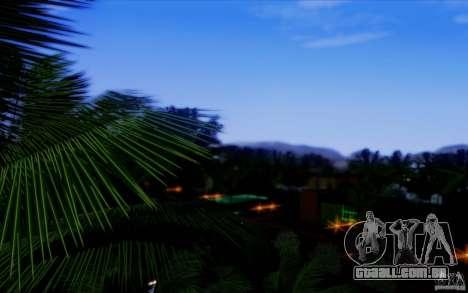 Nova Tajmcikl para GTA San Andreas oitavo tela