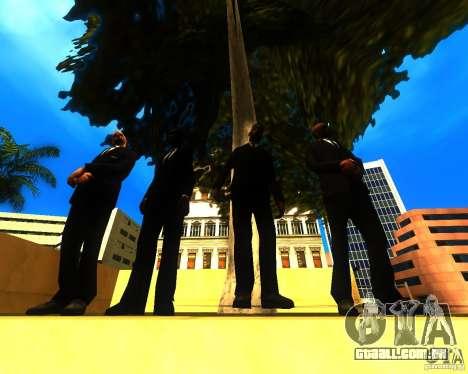 Recurso do prefeito para os habitantes do estado para GTA San Andreas segunda tela