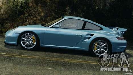 Porsche 997 GT2 para GTA 4 esquerda vista